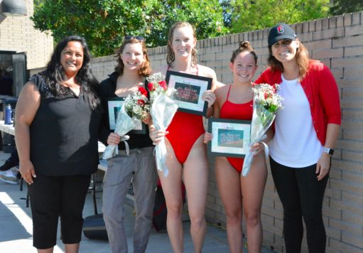 Celebrating Senior Swimmers